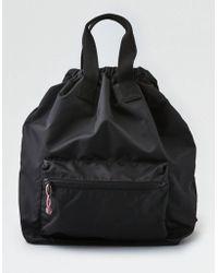 American Eagle - Nylon Convertible Backpack - Lyst
