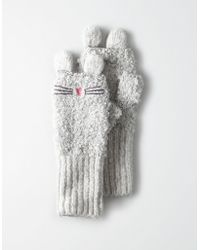 American Eagle - Cat Fingerless Glove - Lyst