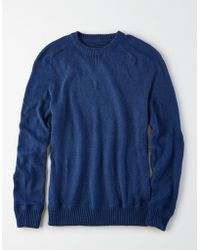 American Eagle - Ae Crewneck Sweater - Lyst
