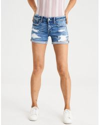 American Eagle | Ae Ne(x)t Level Midi Short | Lyst