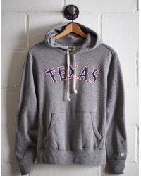 Tailgate - Men's Texas Rangers Popover Hoodie - Lyst
