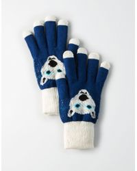 American Eagle - Light Up Gloves - Lyst