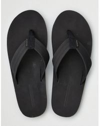 Men S Sebastian Flip Flop Brown
