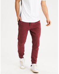 American Eagle - Ae Fleece Jogger - Lyst