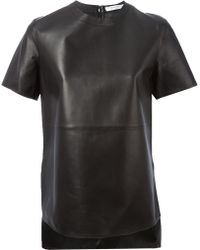 Givenchy Crew Neck T-Shirt - Lyst