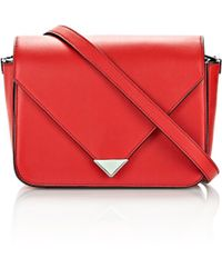 Alexander Wang - Prisma Envelope Mini Leather Shoulder Bag - Lyst