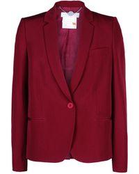 Stella McCartney Cranberry Liana Jacket - Lyst