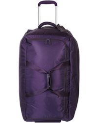 Lipault - Two-wheel Duffle Bag-30 In. - Lyst