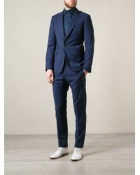 Vivienne Westwood Single Button Suit - Lyst