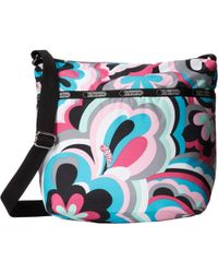 Lesportsac Small Cleo Crossbody Hobo - Lyst