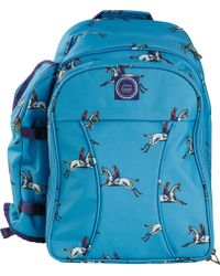 Joules - Horse Filled Picnic Backpack - Lyst