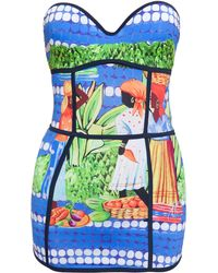 Stella Jean - Haitian Print Swimsuit - Lyst