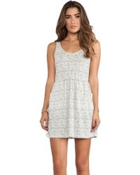 Obey Edie Dress - Lyst