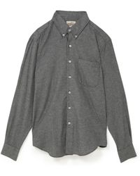 Naked & Famous Slim Shirt - Lyst