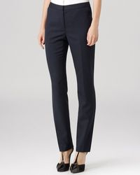 Reiss Trousers Milan Tailored - Lyst
