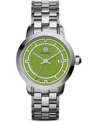 Tory Burch The Tory Watch, 37Mm - Lyst