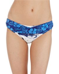 Tommy Bahama Brolly Beach Swim Hipster Bottoms - Lyst