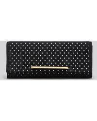 B Brian Atwood Clutch Ingrid Perforated - Lyst