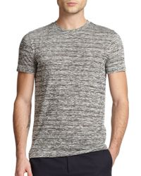 Theory Koree Space-Dyed Tee multicolor - Lyst