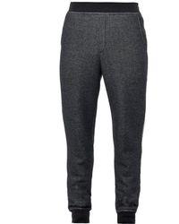 Alexander Wang Texturedstripe Jersey Track Pants - Lyst