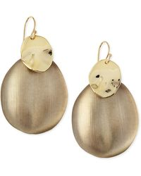 Alexis Bittar Liquid Chip Wire Lucite Earrings Made To Order - Lyst