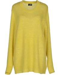 Cheap Monday Yellow Jumper - Lyst