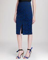 Ted Baker Skirt Iryss Jacquard Suit - Lyst