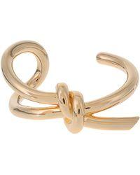 Balenciaga | Asymmetric Bow Cuff | Lyst
