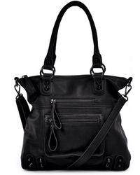 Linea Pelle Dylan Icon Medium Tote - Lyst
