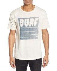 Project Social T - Surf Graphic-Print T-Shirt - Lyst