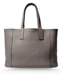 Maison Takuya Large Leather Bag - Lyst