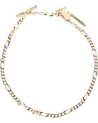 DSquared² Necklace gold - Lyst