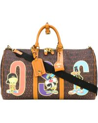 Moschino - Looney Tunes Monogrammed Holdall - Lyst