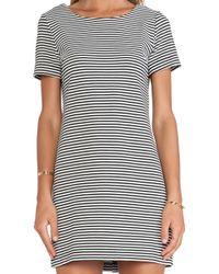 Splendid Belmont Stripe Dress - Lyst