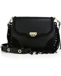 Dee Ocleppo - Primrose Fringed Leather & Suede Crossbody Bag - Lyst