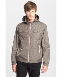Moncler Men'S 'Lyon' Hooded Jacket - Lyst
