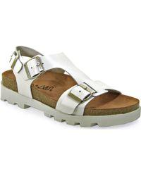 Sixty Seven | Lug Sole Sandal | Lyst