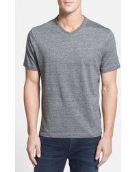 Robert Graham 'Battleship' V-Neck T-Shirt - Lyst