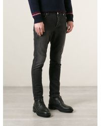 The Editor Slim Fit Jeans - Lyst