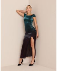 Agent Provocateur - Blare Dress Teal - Lyst