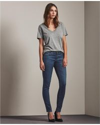 AG Jeans - The Stilt - Lyst