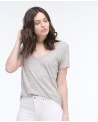 e01b7cf1e4037d Lyst - Cooper   Ella Kiara Embellished-neck Cold-shoulder Top in Black