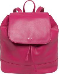 agnès b. - Red Backpack - Lyst