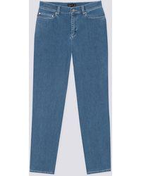 agnès b. - Blue Dixie Jeans - Lyst