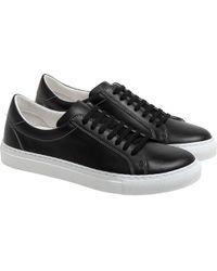 agnès b. - Black Come Sneakers - Lyst