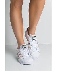 adidas - Womens Superstar W - Lyst