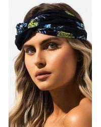 AKIRA - La Playa Tropical Headband - Lyst