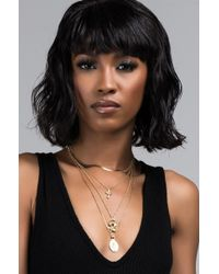 AKIRA - Lovers Rock Layered Necklace - Lyst