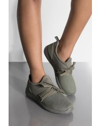 AKIRA - Just Looking Everyday Lace Up Sneakers - Lyst
