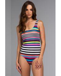 AKIRA - Lets Call It Printed Bodysuit - Lyst